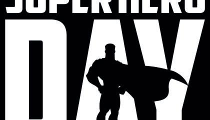 Cash for Kids Superhero Day logo